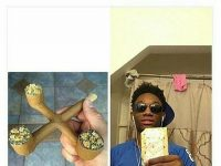 Wyd after smoking this?
