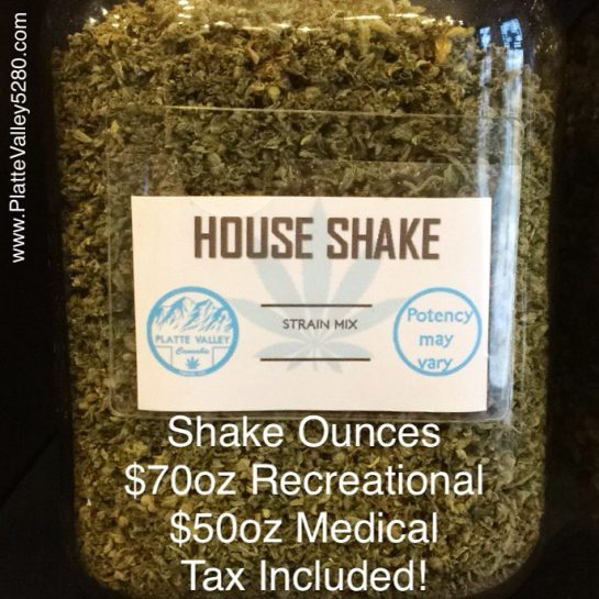 ️Shake️ Available on #Medical and #Recreational! Full menu @ #plattevalley5280 #plattevalleydispensary #denvermmj #denverdispensary #denverdispensaries…