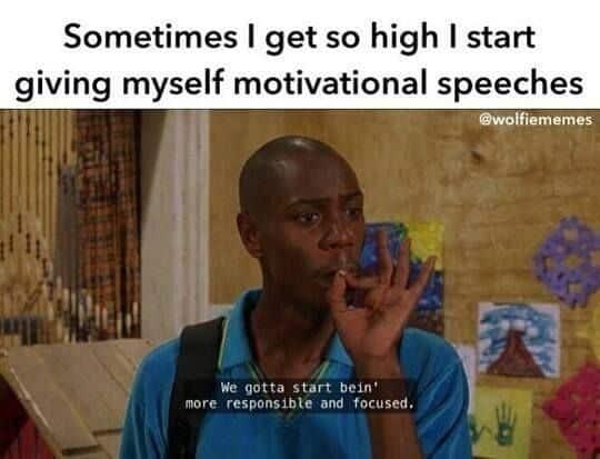 All the time 🤣 #420Problems#weedhumor #weedhumor420 #weedmemes #420memes #dankmeme #dankmemes #seattlestoners #washingtonstoners #pnwstoners #weed #marijuana #stayhigh #weedsociety #cannabis #marijuana #kush #ganja #maryjane #Stonernation #hightimes #alwayshigh #highlife #cannabiscommunity #wakenbake #420life #pothead #potheadsociety #wakeandbake #420 #710 @wolfiememes via @laahuren91