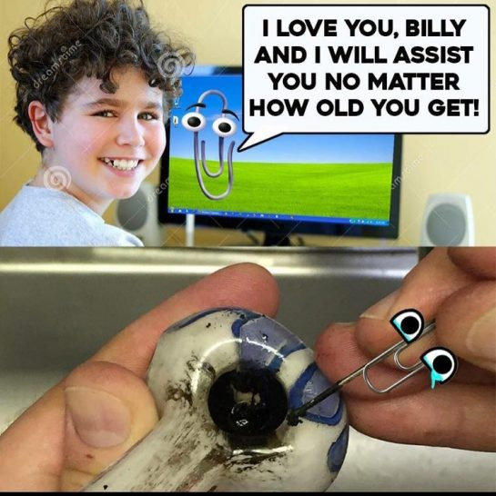I love you, Billy and I will assist you no matter how old you get LOLOLOLOL