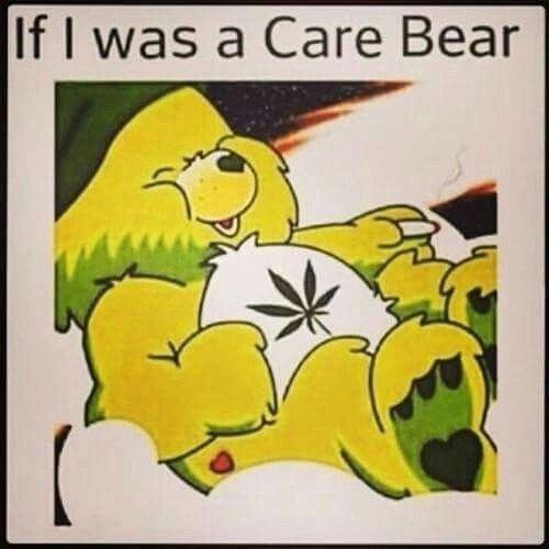 If I was a Care Bear