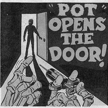 Every Wednesday im gonna post Anti Cannabis propaganda to show how stupid they got.…
