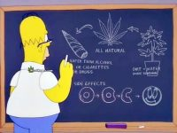 Cannabis Legalization isn't really a tough equation, is it? Even Homer knows that! Thanks for this #420funny, @weedhumor! #420Problems#maryjaneuniversity #cannabiseducation #canabisactivism #cannabislegalization #happy420 #420 #cannabiscomedy #math #homer #homersimpson #thesimpsons #cannabiscartoon #cannabiscommunity via @maryjuniversity