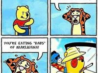 #420Problems#420 #highlife #420funny #winniethepooh via @twistd420shy