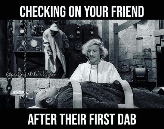 After your friend begs for a taste and you've given fair warning 🤷♀️😑 . . . #420Problems#dabs #rig #crumble #shatter #710 #420 #420memes #420girls #stonergirl #mmjgirls #marijuana #litaf #stayhigh #staylit #cannabis #cannabisqueen #puffpuffpass #pothead #doja #reefer #ganja #smokeweedeveryday #weedbabes #weedmemes #weed #smokeweedeveryday #stonerhumor #stonerchick #prettygirlslikedojatoo #stonergirlsdoitbetter #cannabiscommunity via @prettygirlslikedojatoo