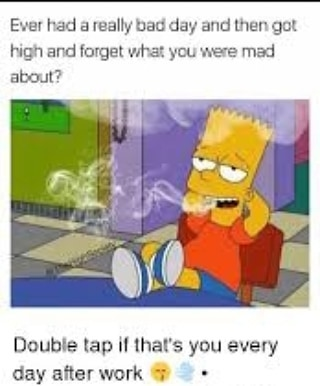 Me AF 😂😂🤣🤣👌🏻✌🏻🔥💨💚 #420Problems#highlife #highsocitey #highmom #stonerchick #stonercouple #cannabiscommunity #cannamommy #710community #710lover #stonermom #girlswhodab #dabchick #dabsfordays #420everday #budlife #budlove #staylifted #weedstagram #dabstagram #dablife #momswhodab #parentsforpot #710moms #bongsareagirlsbestfriend #420mom #stonermemes #memesfordays #dailymemes #420funnies via @cannasammy92