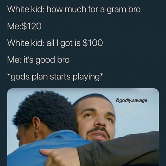 Smh always gettin hustled 😂🔥 Also s/o to @weed.capitan for being a real one with dank pics 💨 via @budhub_420#420Problems, #420funnies, #420memes, #marijuanafunnies
