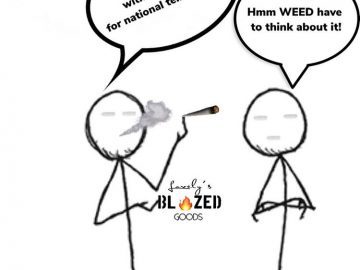 It's national tell a joke day! #marijuana #maryjane #followers #blazedgoods #420memes #420funny #marijuanamemes #tellajokeday #nationaltellajokeday #420 #weed420feed #weed #weedjokes #weedhumor #weedmemes #stoner #stoners #marijuanajokes #followme via @lovelys_blazed_goods#420Problems, #420funnies, #420memes, #marijuanafunnies