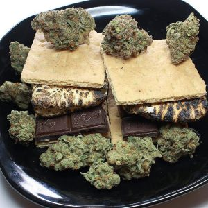Tag a s'mores lover! . 🌿 Double taps & Follow us for daily inspiration . 📷 Repost: @loud_n_errl_ . @smokejournal #dankshots420 #marijuanamodels #twaxgang #420friendly #weedhumor #kushgang #waxtarts #meltshot #weedphotography #stonersociety #420society #ogkush #stonersaroundtheworld #weedgram #weedingday #bestoftheday #420Problems, #followme #instagood #tbt via @smokejournal