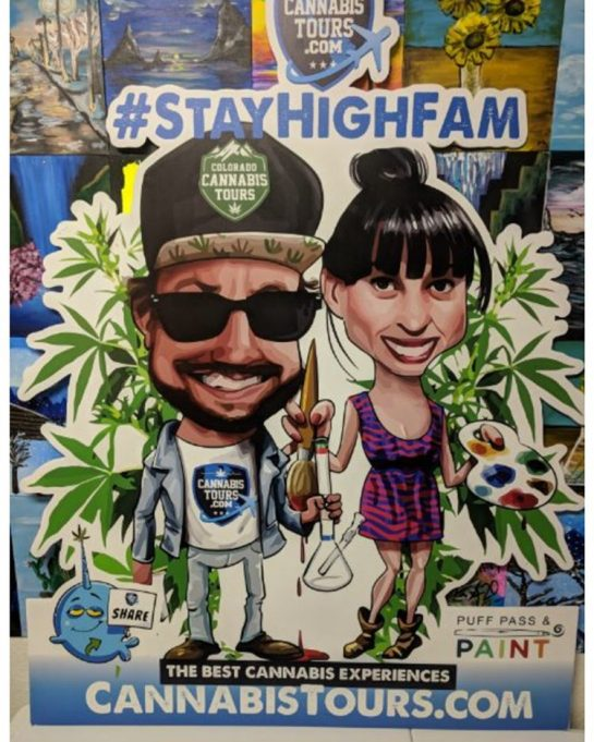 This is us @cannabistours. The Longest Running & Largest Cannabis Tourism Company. We're the top rated and top reviewed cannabis tourism company around. Discover Why We're The Best Denver Experience! Link in bio @cannabistours via @cannabistours#420Problems,