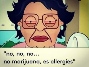 "Such bad ""allergies"" 👀😋😎 . #smokeweedeveryday #loveweed #weedhumor #kush #stonerlife #stoned #stonergirls #stayhigh #funnymemes #funnyshit #true #redeye #allergies #high #highlife #weedporn #weed #weedmemes #green #greenqueen #memes #420 #420life #420humor #saturday #fun via @free_thinks_#420Problems,"