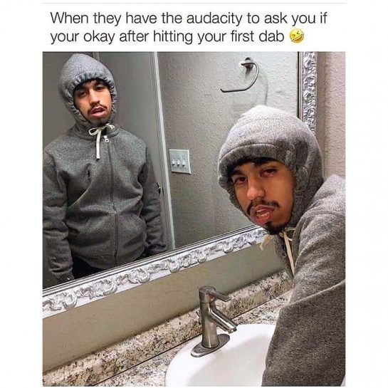 I can't handle them. They mess me up – – – – – #Hitsblunt…