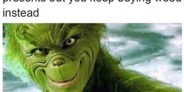 Y'all guilty ️ . . . . . . . . #weed #memes #meme…