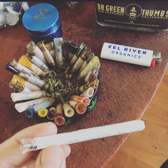 That end of the week ashtray @bennyquemango #TeamPhuncky #PhunckyFeelTips .com