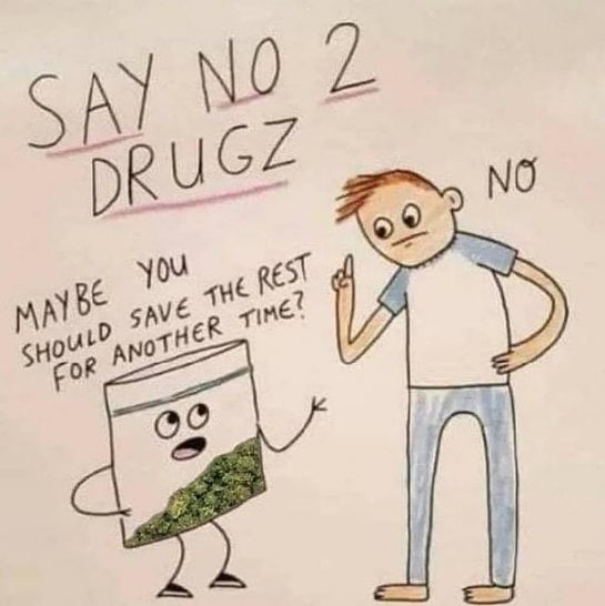 lmfao 🤣 #weedmeme #weed #memes #weedmemes #weedporn #cannabis #smokeweed #weedfunny #stonermemes #kush #stoner #weedhumor…