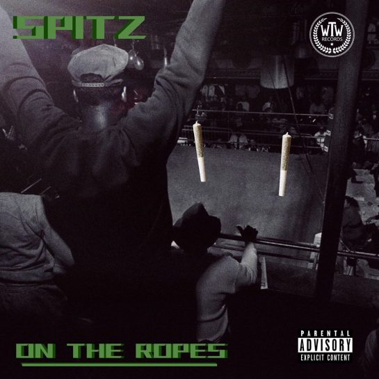 "Tonight at 12am ""on the ropes will be released. Make sure to click the…"