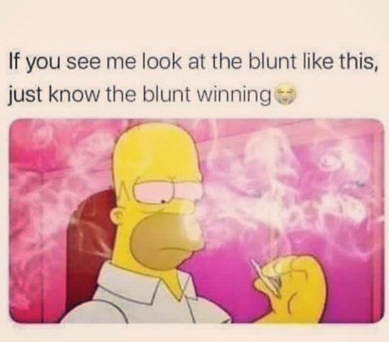 It true . . . . #bluntsesh #bluntmemes #weedmeme #doobiememes #doobies #marijuanamemes #420funny #toohigh…