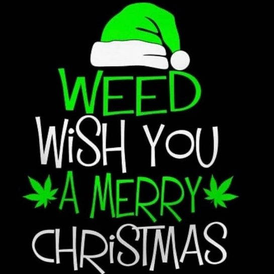 Merry Christmas everybody stay Stoney!!!! #weed #weedmeme #kush #cannabiscommunity #cannabis #high #funnymemes #stonerlife