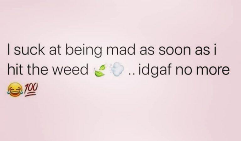 The perks of pot 🤣🤣 . #420girls #girlswhosmoke #girlswhosmokeweed #stonerbabes #stonerbabe #weedquotes #weedquote #420meme…