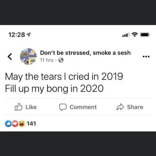 True that 🤣 • #cannabiscommunity #weedmeme #bongmemes #bongs #funnymeme #420meme #420
