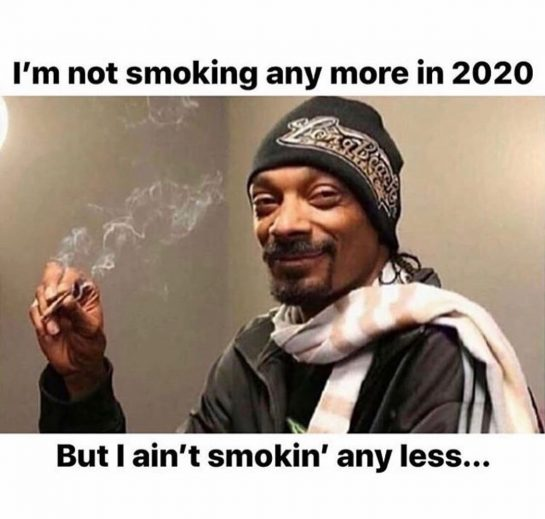 a new year resolution i can stick with • • • #weedmemes #weedmeme #newyear…
