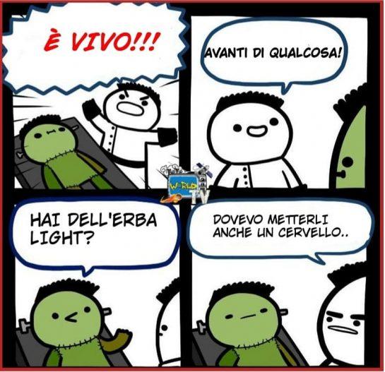 Ormai è una moda #meme #memeworld #memetv #memelike #memepage #italianmeme #memeitaliani #memeita #itameme #erba…