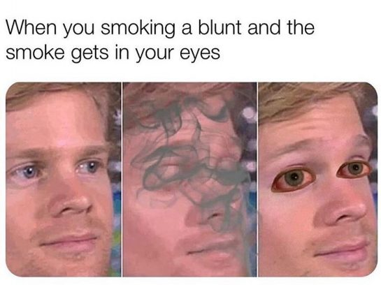 Legally blind? . . . . . . . . . #Weed #weedwomen #weedcommunity…