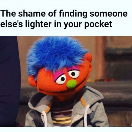 Shame on all you lighter thief's u know who u are. Follow @asm_weed Follow…