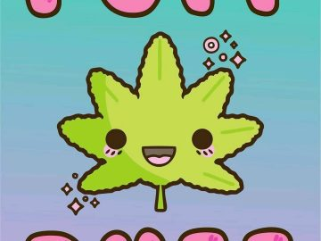 #weedporn #chibi #kawaii #weedmeme #cute #puffpuffpass #cannabiscommunity
