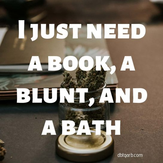 Yep. Yep. Yep! Follow @coffeencannabis420 for more daily stoner memes! @dbtgarb @dbtgarb420 #booksandblunts #bookstagram…