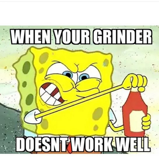 When you use your grinder allot and there's kief in all the crevices 🤦‍️…