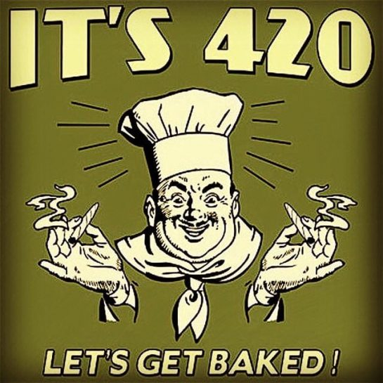 Let's Get Baked. It's @420am420 Here. . •. – – Like | Comment |…