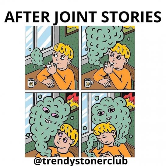 Tag your joint buddy️️