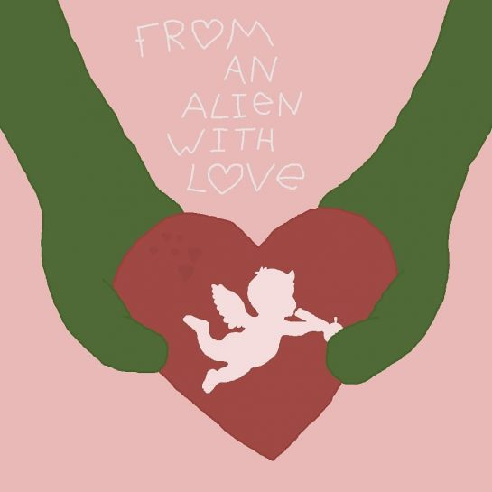 ️ #valentineday #weedmeme #alien #cannabiscommunity #craaem #420 #420art #420meme #maryjane