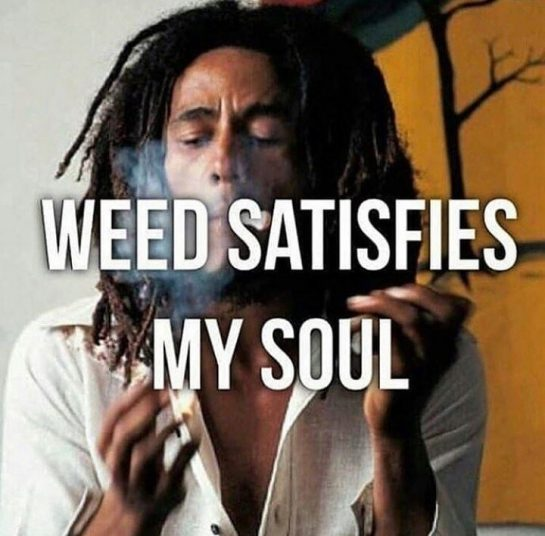 Does it satisfy your soul? . . . . . . . #420 #weedstagram420…
