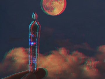 Get higher than the moon @ for more! 🥦 @ – Cred: @trippyvibz