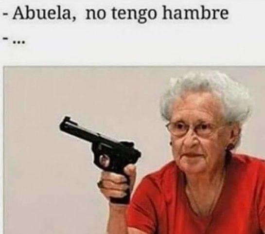 Ya abuela calmate . . . . . . . #420 #420girls #420life #420memes…