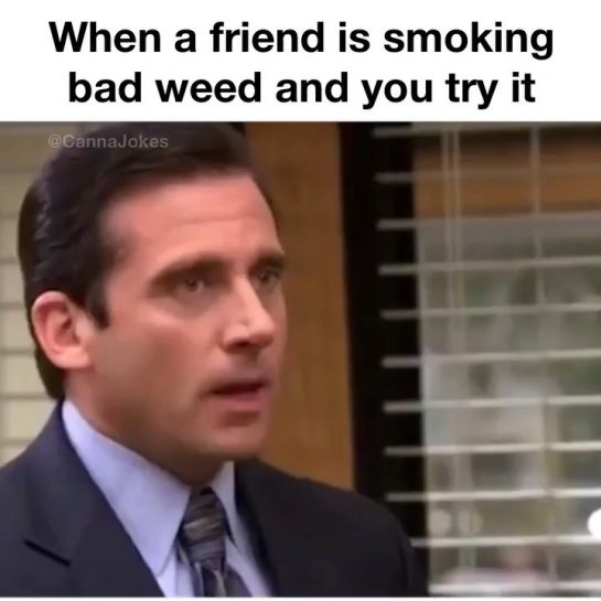 I'm sorry bro it's the truth🤷️Tag your friends@CannaJokes . Remember that we are giving…
