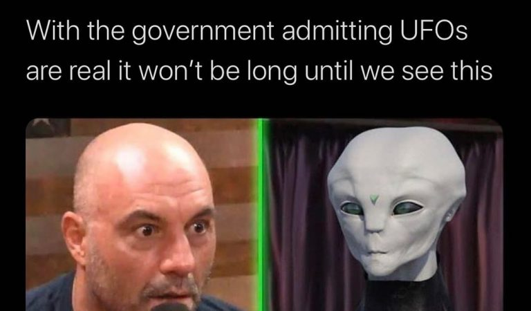 If anyone deserves to interview the first alien it's @joerogan #weedmemes #weedmeme #memes #dankmemes…