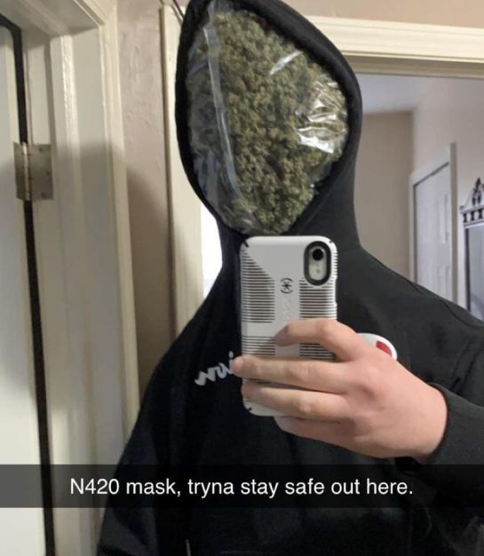 Stay safe people
