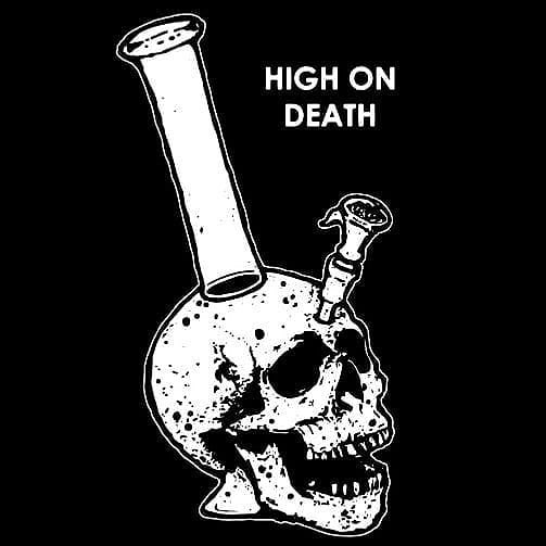 High on . . Can't even think of my mortality without getting a little…