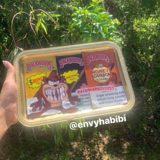 Tasmanian devil x Backwoods tray FOR SALE Dm me for more info All my…