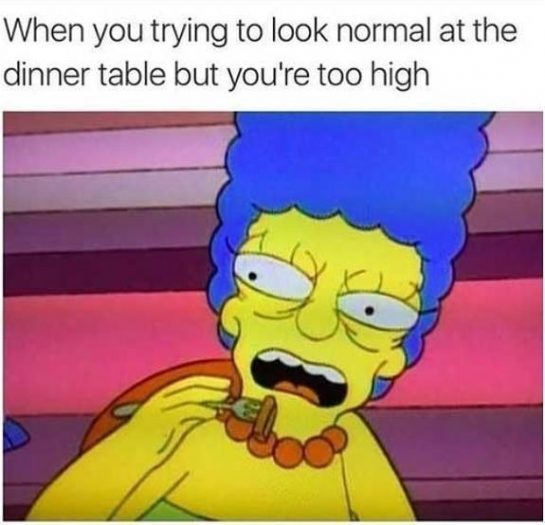 High all the time!!!🤪🤪 #weedmeme #weed #weedmemes #memes #meme #cannabis #weedporn #stoner #weedhumor #marijuana…