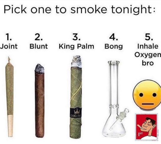 What you choosing? | Comment below