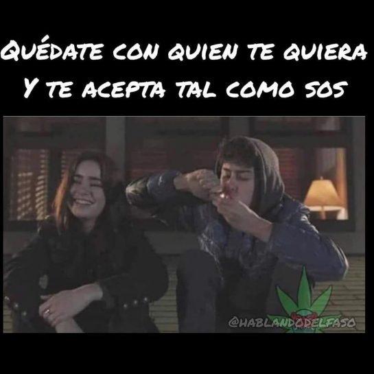 Todo fumados y de cuarentena By: @hablandodelfaso #lapalida . #weedmeme #weedstagram420 #memes #snoop #dog…