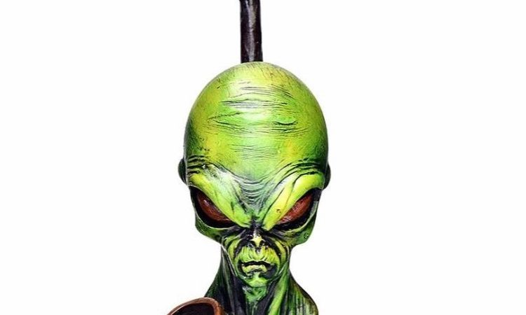 Alien pipe out NOW!! Use code LAUNCH10 at checkout!! – – – – -…
