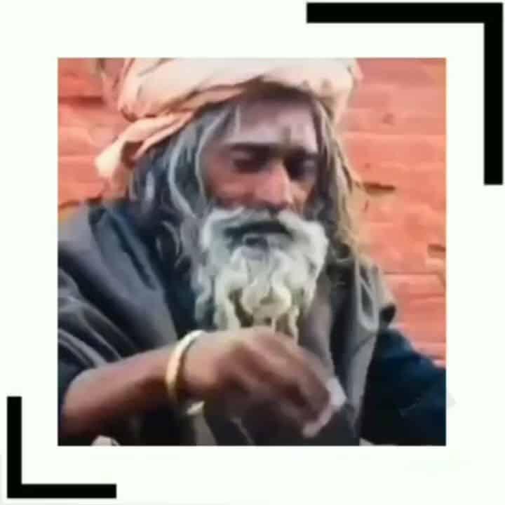 Ganja nhi hawa hai Bhajan krne ka dawa hai Aag ki jyoti hai Kleje…