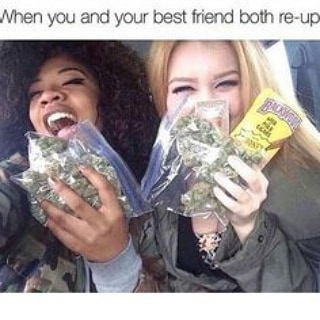 Yesss and it's about that time! Tag ur bestie . . . #stonerbabes #stonersbelike…